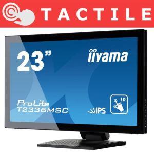 "iiyama Prolite T2336MSC-B1 - Ecran LED 23"""