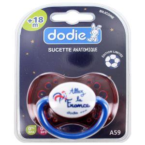 Dodie Sucette Allez les bleus ou Allez la France Edition Euro 2016