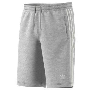 Adidas Short 3 Stripes Originals Gris - Taille XL