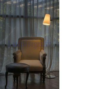 Faro Lampadaire de style moderne-Chrome