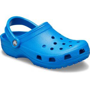 Crocs Classic, Sabots Mixte Adulte, Bleu (Bright Cobalt 4jl), 37/38 EU