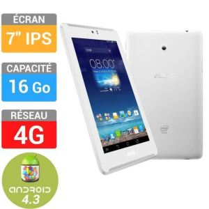 "Asus Fonepad 7 16 Go (ME372CL) - Tablette tactile 7"" sous Android"