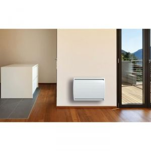 Carrera (Chauffage et Climatisation) J15X15 - Radiateur double-coeur Cisco LCD 1500 Watts