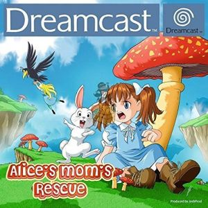 Alice Mom's Rescue (Dreamcast) [Dreamcast]