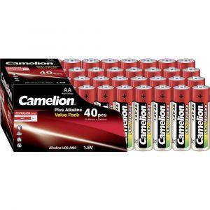 Camelion Pile LR06 (AA) alcaline(s) 11104006 Plus LR06 2800 mAh 1.5 V 40 pc(s)