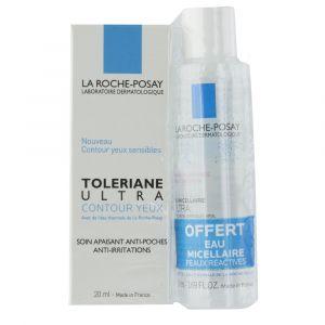 La Roche-Posay Toleriane Ultra - Contour yeux + Eau micellaire Ultra