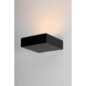 Bopp Applique CUBUS LED Noir, 1 lumièrerne - Intérieur - CUBUS - Délai de livraison: 2 à 3 semaines. Port gratuit France métropolitaine et Belgique dès 100 %u20AC.