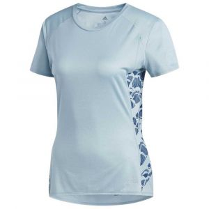 Adidas T shirt femme supernova cru l