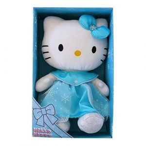 Jemini Peluche Hello Kitty Princesse Neige 27 cm