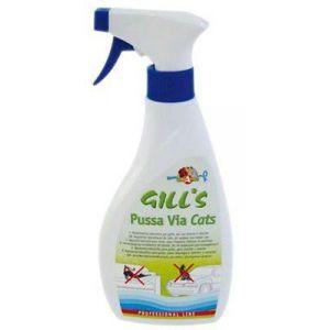 Croci Cani Amici Spray Répulsif Pour Chats Gill`s 300 Gr