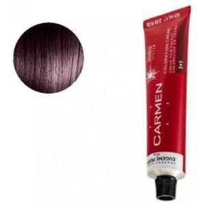 Eugène Perma Carmen 5.56 châtain clair acajou rouge - Coloration capillaire