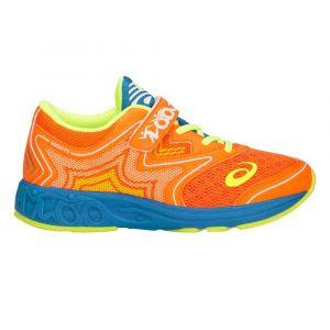 Asics Chaussures running Noosa Pre School - Shocking Orange / Flash Yellow - Taille EU 34 1/2