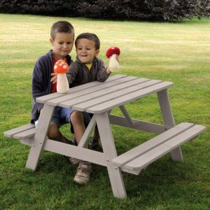 Soulet Table de pique nique enfant