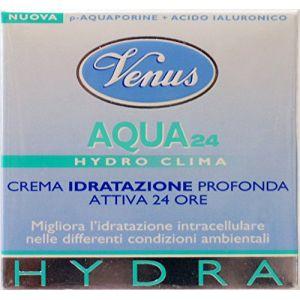 Venus Aqua 24 - Crema Idratante Attiva 24 Ore - 50 ml
