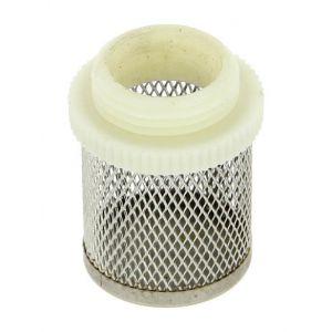 Virfollet Filtre inox pour crépine mâle 20-27