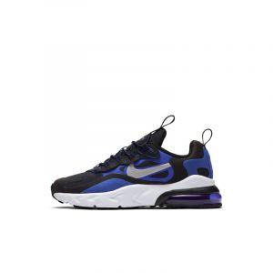 Nike Chaussure Air Max 270 QS pour Jeune enfant - Bleu - Taille 35.5 - Unisex