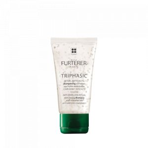 Furterer Triphasic - Rituel anti-chute - Shampooing stimulant aux huile essentielles - 50 ml