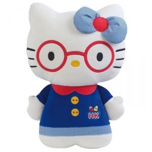 Jemini Peluche Hello Kitty Câlin Ecolière 40 cm