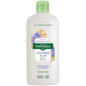 Floressance Shampooing infusion avoine et lin