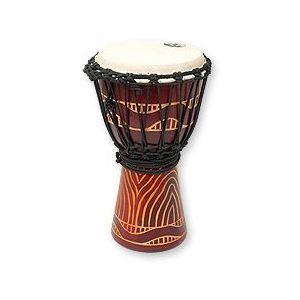 Tanga ethnic instruments DA65-8T - Djembé 14''