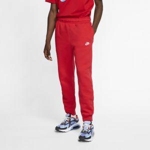 Nike Pantalon de jogging Sportswear Club Fleece pour Homme - Rouge - Taille XL