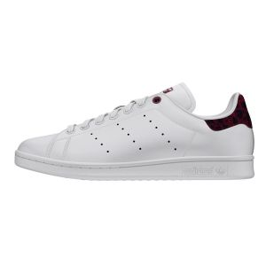 Adidas Chaussures casual Stan Smith Originals Blanc / Bordeaux - Taille 40