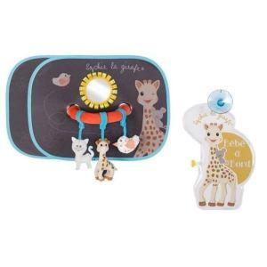vulli pare soleil arche et flash b b sophie la girafe. Black Bedroom Furniture Sets. Home Design Ideas
