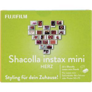 Fujifilm Shacolla Box Instax Mini Heart