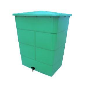 Belli 0133 2 - Récupérateur à eau Rectangulaire 300 litres