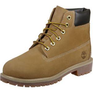 Timberland 6-Inch Premium Waterproof chaussures d'hiver enfants beige marron 40,0 EU