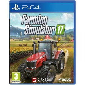 Farming Simulator 17 sur PS4