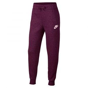 Nike Pantalon Sportswear pour Fille plus âgée - Pourpre - Taille XL - Female