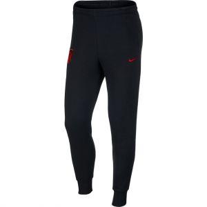 Nike Pantalon en tissu Fleece Atletico de Madrid Homme - Noir - Taille M - Male