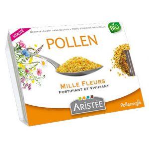 Aristée Pollenergie Pollen Mille Fleurs bio