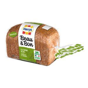 Harry's Beau & bon blé céréales et graines