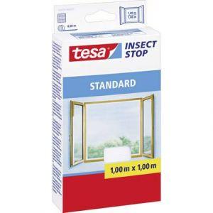 Tesa Moustiquaire STANDARD pour fenêtre, 1,00 m x 1,00 m