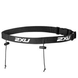 2XU 2018 Race Belt BLACK UA1149g