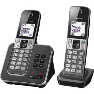 Panasonic KX-TGD322FRG - Téléphone sans fil avec répondeur