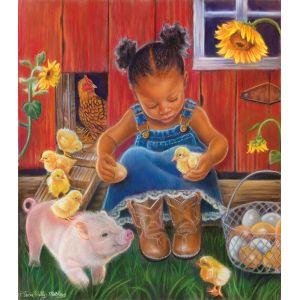 Sunsout Pièces XXL - Barn Babies