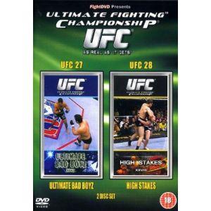 UFC 27 : Ultimate Bad Boyz - UFC 28 : High States