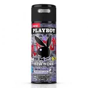 Playboy New York - Déodorant spray pour homme