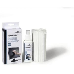 Durable 5707-00 - Kit de nettoyage Screenclean Set pour écran (125ml)