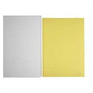 Creotime Papier cartonné A4 Jaune canari - 180 gr - 20 pcs