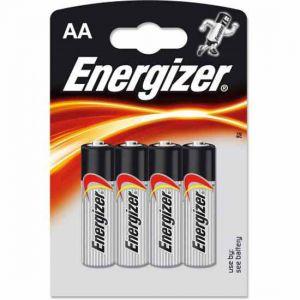 Energizer Piles alkaline power LR06/AA - Les 4 piles