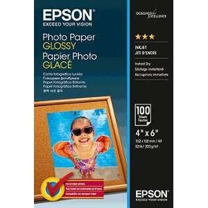 Epson C13S042548 Papier Photo Glacé 100 Feuilles 200 g