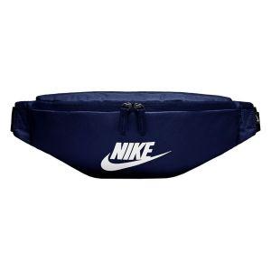Nike Sac banane Sportswear Heritage Bleu - Taille ONE SIZE - Unisex