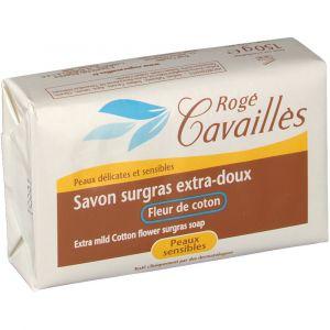 Rogé Cavaillès Savon surgras fleur de coton
