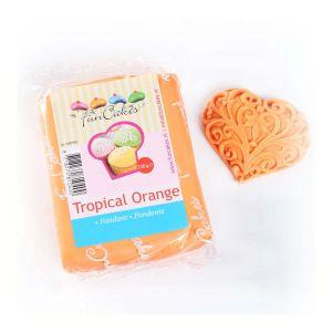 FunCakes Pâte à sucre orange