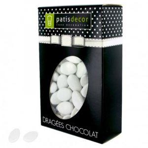 Patisdécor Dragées chocolat blanches - 500g