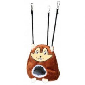 Trixie Abri douillet ø 11 × 14 cm pour rongeurs